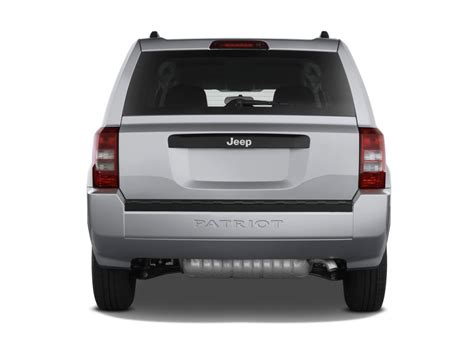 image  jeep patriot fwd  door sport rear exterior view size    type gif