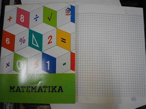 Harga Buku Kotak jual buku kotak kecil buku tulis matematika dante