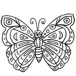colored experienced butterfly coloring pages free printable coloring pages kids colouring