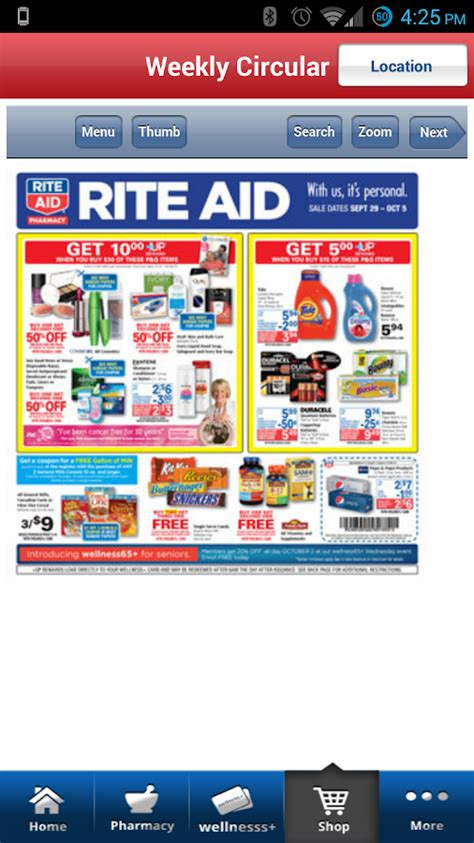 Rite Aid Gift Card Number - rite aid pharmacy android apps on google play