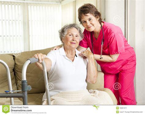 nursing home care stock image image  professional