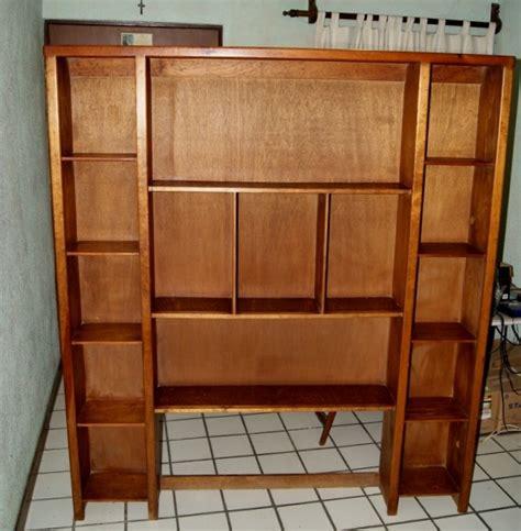 librero madera librero de madera de pino 2 699 00 en mercado libre