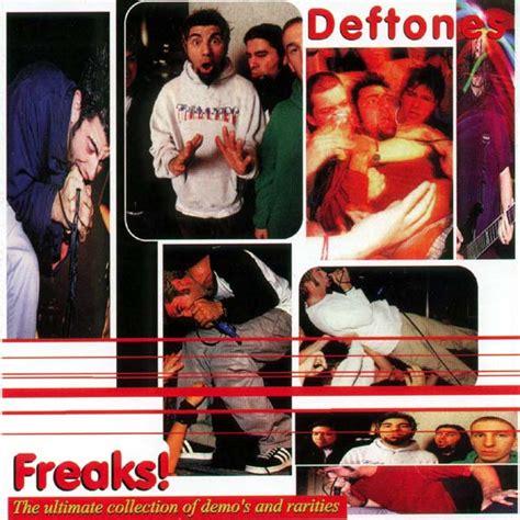 deftones dvd copertina cd deftones freaks front cover cd