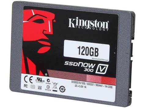 Ssd Kingston 120gb kingston ssdnow v300 series 2 5 quot 120gb sata iii