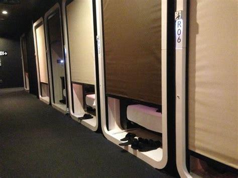 cabin haneda terminal 1 capsules 大田区 ファーストキャビン 羽田ターミナル1の写真 トリップアドバイザー