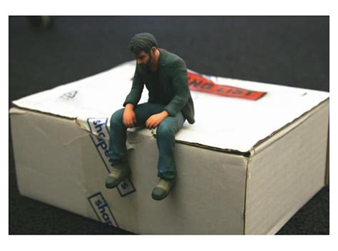 Meme Figurines - sad keanu figurine the awesomer