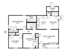 Small Icf House Plans I Like This Icf Home Plan These Homes Are Built To Last As They Are Hurricane And Tornado
