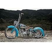 1974 Harley Davidson Shovelhead Side View 01