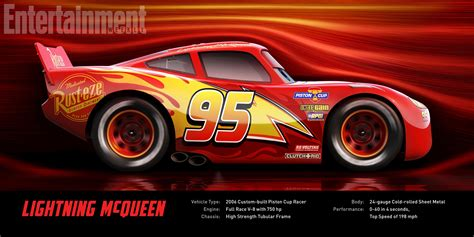 film cars 3 movie cars 3 story details voice cast and new images revealed
