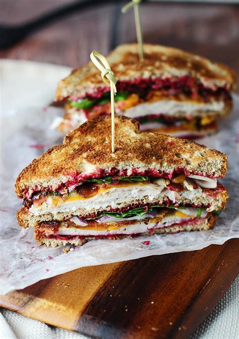 15 thanksgiving leftover sandwiches that are nothing