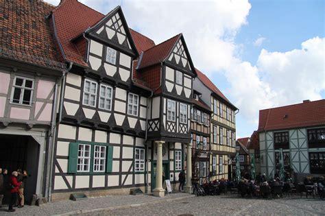 huis kopen in quedlinburg klopstockhaus in quedlinburg duitsland reizen reistips