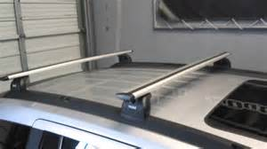 2008 Jeep Compass Roof Rack Jeep Compass 07 10 With Thule 460r Podium Aeroblade Roof