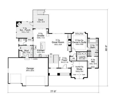 ranch house plans with mudroom inspirational home designs