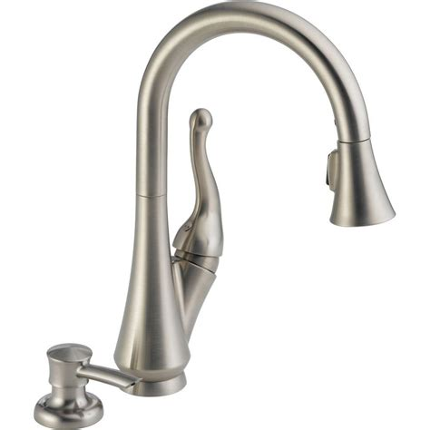 buying a kitchen faucet delta talbott single handle pull down sprayer kitchen