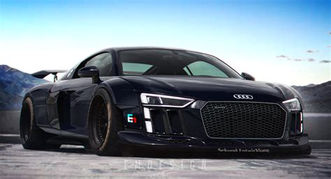 Audi R8 Wide Body Kit by Whitesnake16 on DeviantArt