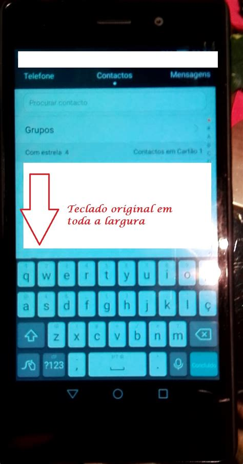 huawei p lite problemas teclado escrita p lite