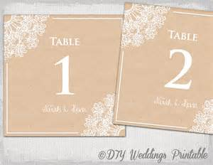 Wedding Table Number Templates by Common Worksheets 187 Free Printable Table Number Templates