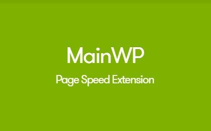 Mainwp Comments Extension V1 2 mainwp page speed extension v1 2