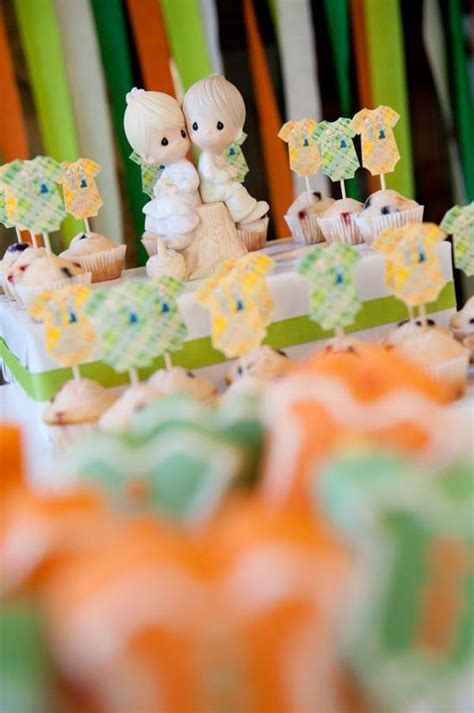 precious moments decorations for baby shower precious moments inspired baby shower via kara s