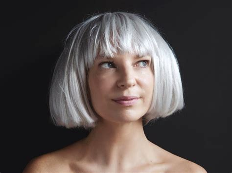 Sia Chandelier Single Day 261 Sia Chandelier Live Mydaybydaymusic