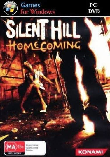 Download Games Full Version Single Link   download game pc silent hill homecoming full version