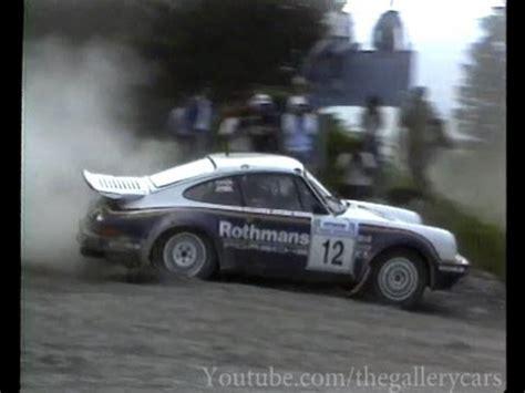 rothmans porsche rally porsche 911 rally car rothmans 911 historic rally car