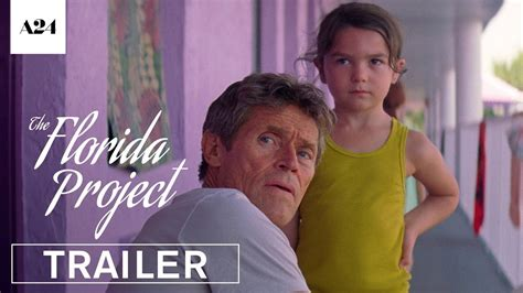 the project the florida project official trailer hd a24
