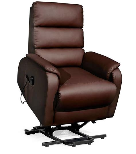 sillones outlet sillon relax levanta personas tanger chocolate www