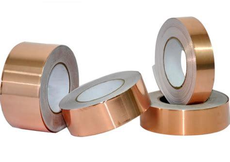1 Roll 50mm Copper Foil Isolasi Sol Kode Fd9981 2 copper foil shielding in india chennai conductive