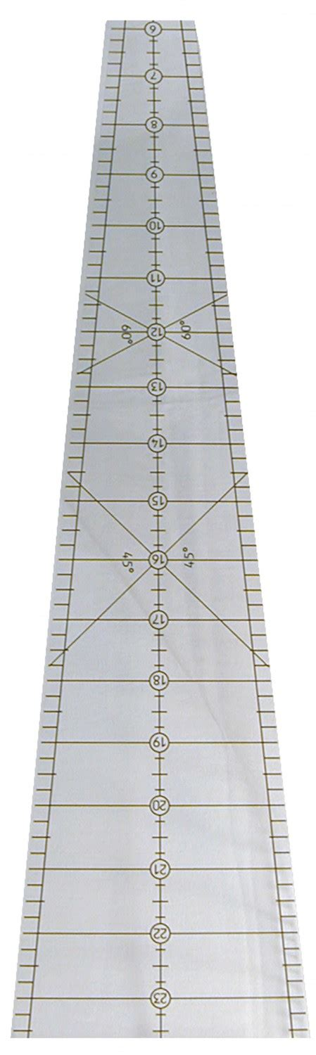 10 degree wedge template specialty rulers