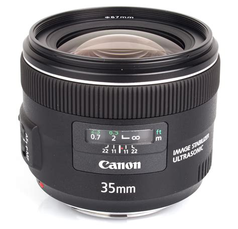 Canon 35mm F25 canon ef 35mm f 2 is usm lens review