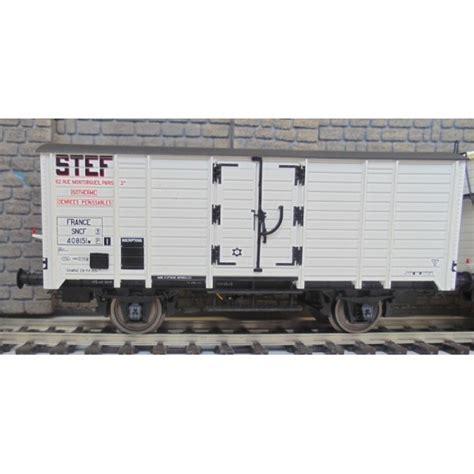 Ho Ls by Ls Models Lsm 30252 Set De 3 Wagons Ocem Frigorifiques Et Plats Sncf Ho Boutique Du