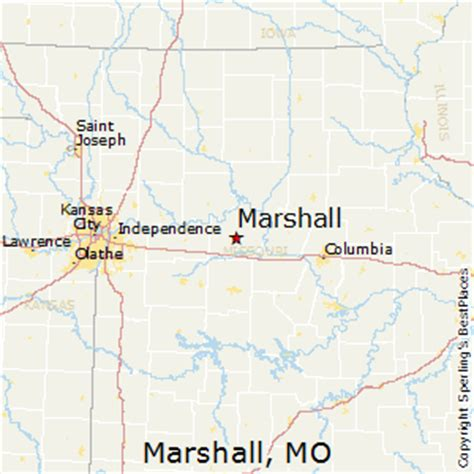 houses for sale in marshall mo best places to live in marshall missouri