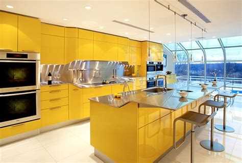 yellow kitchen design yellow kitchens design 2 home design garden architecture magazine