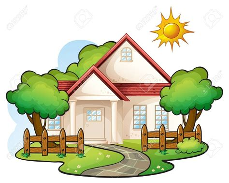 free clipart house sun house clipart clip of house clipart 677 clipartwork