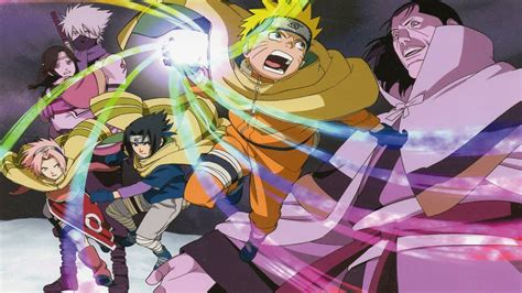 image naruto movie 1 ninja clash in the land of snow naruto the movie ninja clash in the land of snow review