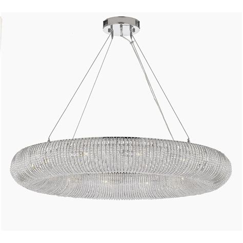 Halo Chandelier Harrison Halo 12 Light Chandelier Wayfair