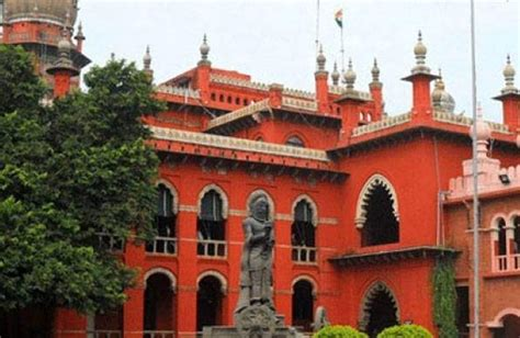 madurai bench of madras high court madurai bench of madras high court gives notice to mhrd