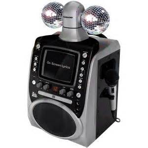 find the the singing machine cdg karaoke system with disco