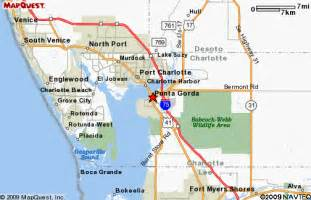 map of florida punta gorda real estate and lifestyle in punta gorda harbor