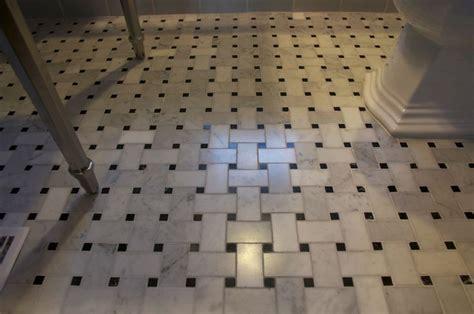 bathroom floor tiles   Basketweave Mosaics   Basketweave