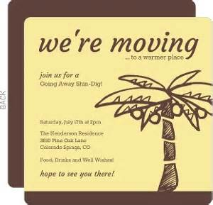 cheap going away invitations invite shop