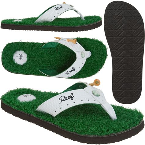 reef golf sandals reef s mulligan sandal sandals