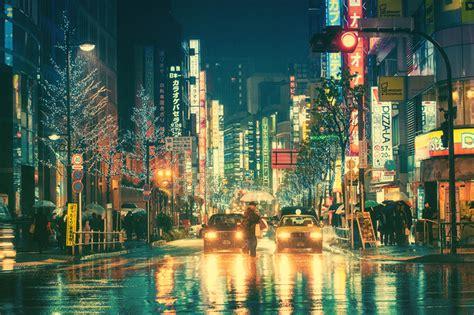 designboom photography moody cinematic photos by masashi wakui explore tokyo s