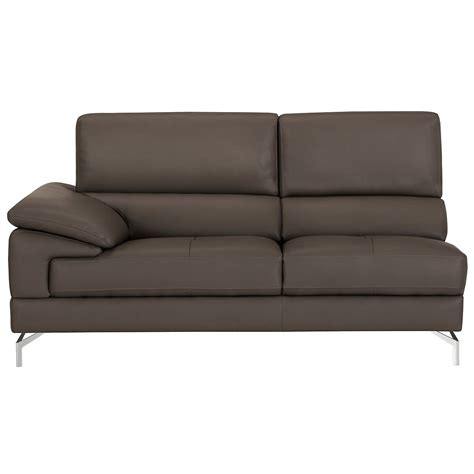 Gray Microfiber Sectional City Furniture Dash Dk Gray Microfiber Right Chaise Sectional