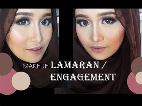 tutorial make up yg sederhana full download makeup natural untuk wisuda acara formal