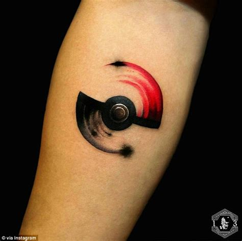pokemon go fans are getting tattoos of their favourite