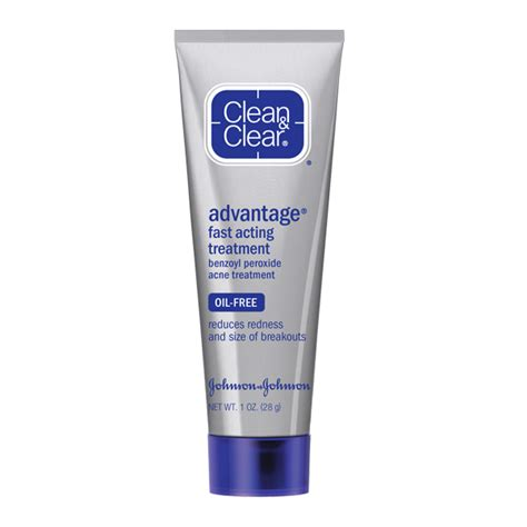 Harga Clean Clear Advantage Treatment clean clear advantage acne kit