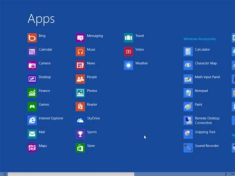 window software windows 8 overview