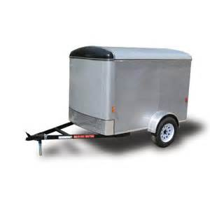 home depot utility trailer marathon trailers 5 foot x 8 foot cargo trailer home